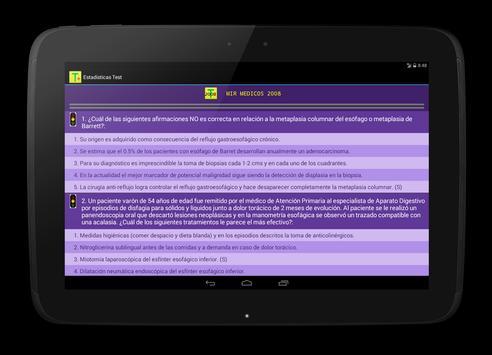 MIR/ENARM MEDICOS RESIDENTES apk screenshot