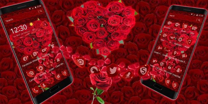 Rose Blossom Theme screenshot 3
