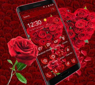 Rose Blossom Theme poster