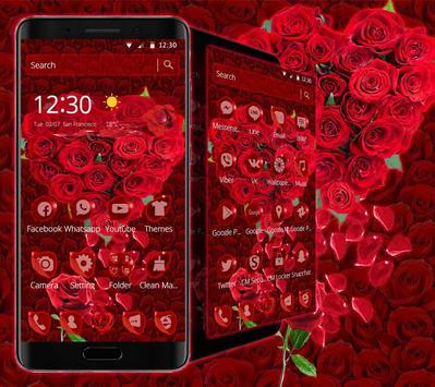 Rose Blossom Theme screenshot 1