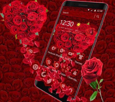 Rose Blossom Theme screenshot 2