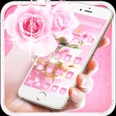 Rose Pink Elegent Theme icon