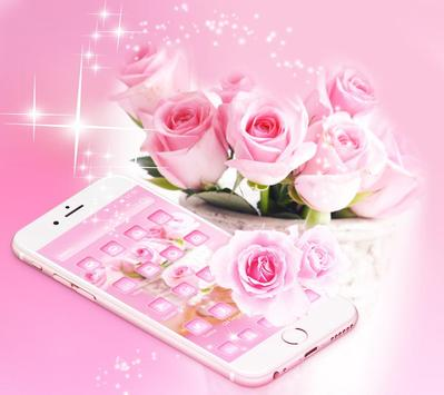 Rose Pink Elegent Theme screenshot 2