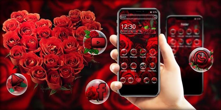 Red Rose Blossom screenshot 3