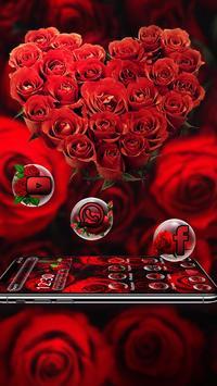 Red Rose Blossom screenshot 1