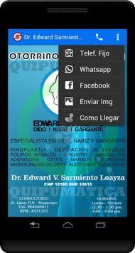 SOS EMERGENCIA PERÚ apk screenshot