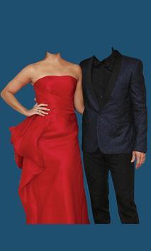 Couple Fashion Photo Suit screenshot 3
