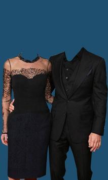 Couple Fashion Photo Suit screenshot 1