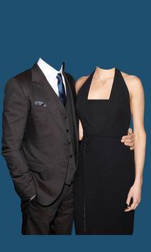 Couple Fashion Photo Suit screenshot 2