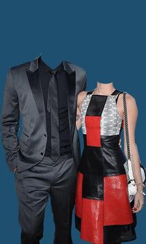 Couple Fashion Photo Suit screenshot 5
