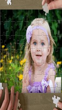 Puzzle Photo Effects poster