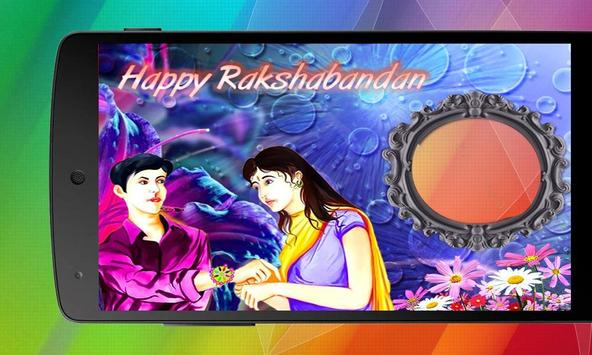 RakshaBandhan Photo Frames poster