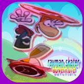 rayman skater adventure icon