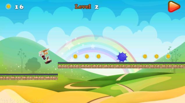 rayman skater adventure screenshot 4