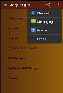 Gabby Douglas screenshot 2