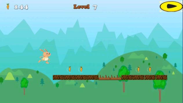 bunny looney  jungle screenshot 1