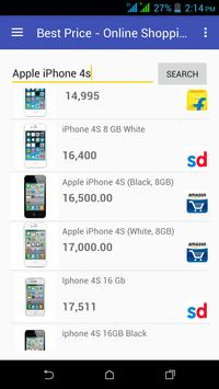 Compare Price at Online shops poster