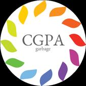 CGPA garbage icon