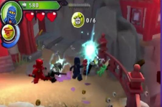 Tips Lego Ninjago apk screenshot