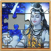 lord shiva Jigsaw Puzzle game icon