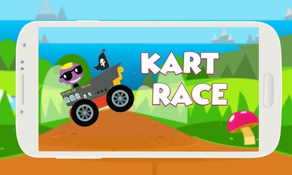 Kart Race Kingdom poster
