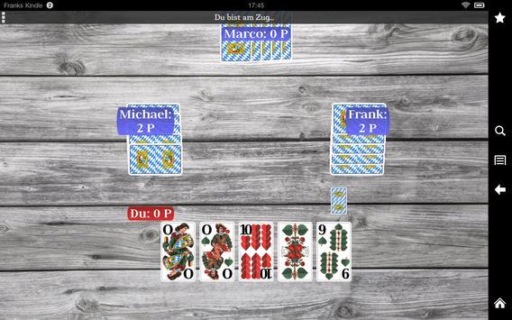 Bierkopf - Card Game apk screenshot