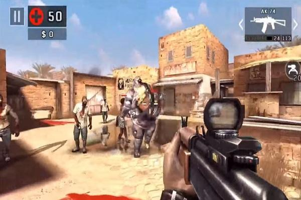 New Dead Trigger 2 Cheat For Android Apk Download