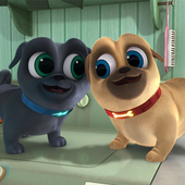 Puppy wallpapers dog pals icon