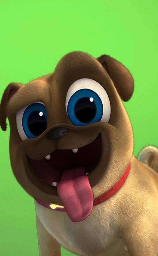 Puppy wallpapers dog pals poster