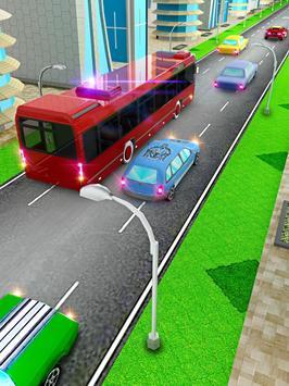 Bus Simulator Game poster