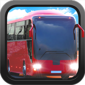 Offroad BUS Hill Driving 2017 icon