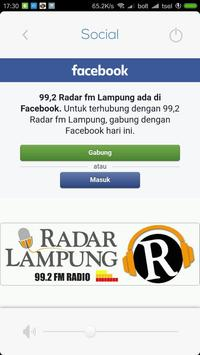 Radar Lampung Radio screenshot 1
