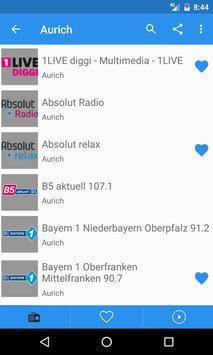 Radio Germany screenshot 1