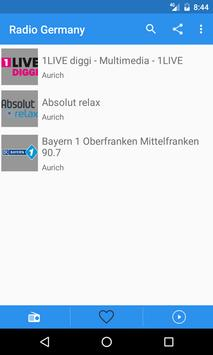 Radio Germany screenshot 2