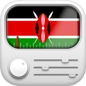 Radio Kenya Free Online - Fm stations icon