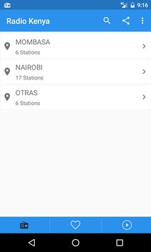 Radio Kenya Free Online - Fm stations poster