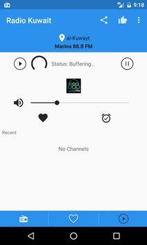 Radio Kuwait Free Online - Fm stations apk screenshot