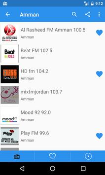 Radio Jordan Free Online - Fm stations screenshot 1