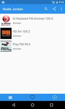 Radio Jordan Free Online - Fm stations screenshot 2