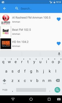 Radio Jordan Free Online - Fm stations screenshot 5