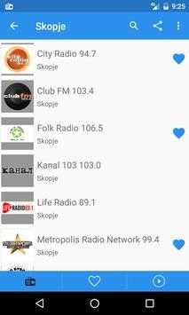 Radio Macedonia screenshot 1
