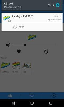 Radio Mexico Gratis apk screenshot