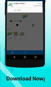 Radio Mexico screenshot 5