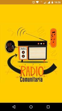Radio Cultural Comunitaria poster