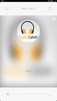 Radio Cafofo poster