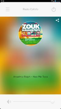 Radio Cafofo apk screenshot