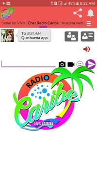 Radio Caribe screenshot 1
