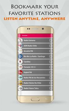 Radio Chile - All Chile Radio Stations apk screenshot