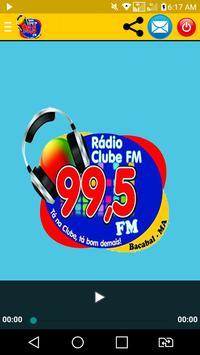 Rádio Clube 99 FM screenshot 1
