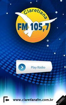 Claretiana FM poster